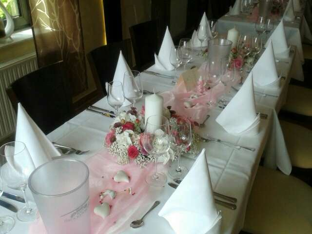 Restaurant Tischdeko